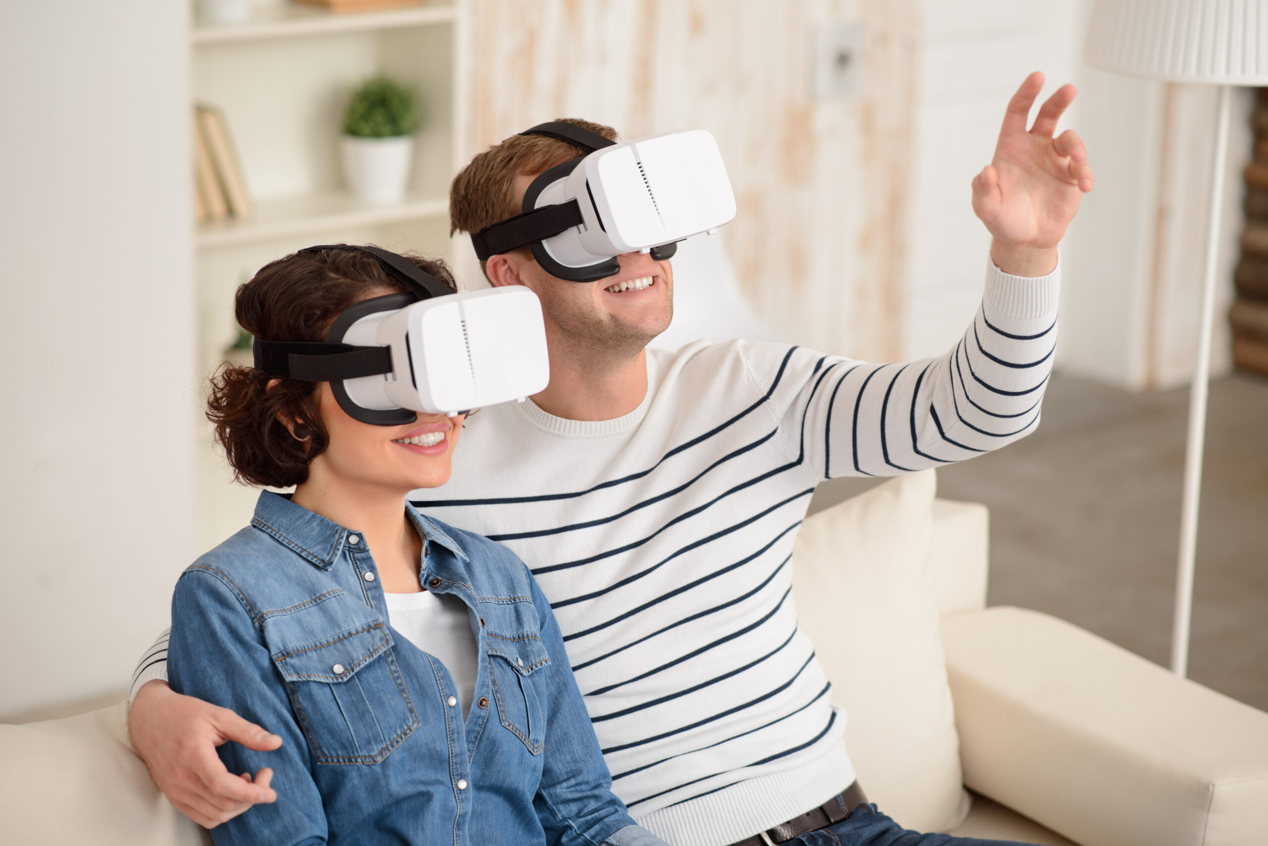 Virtual tours together