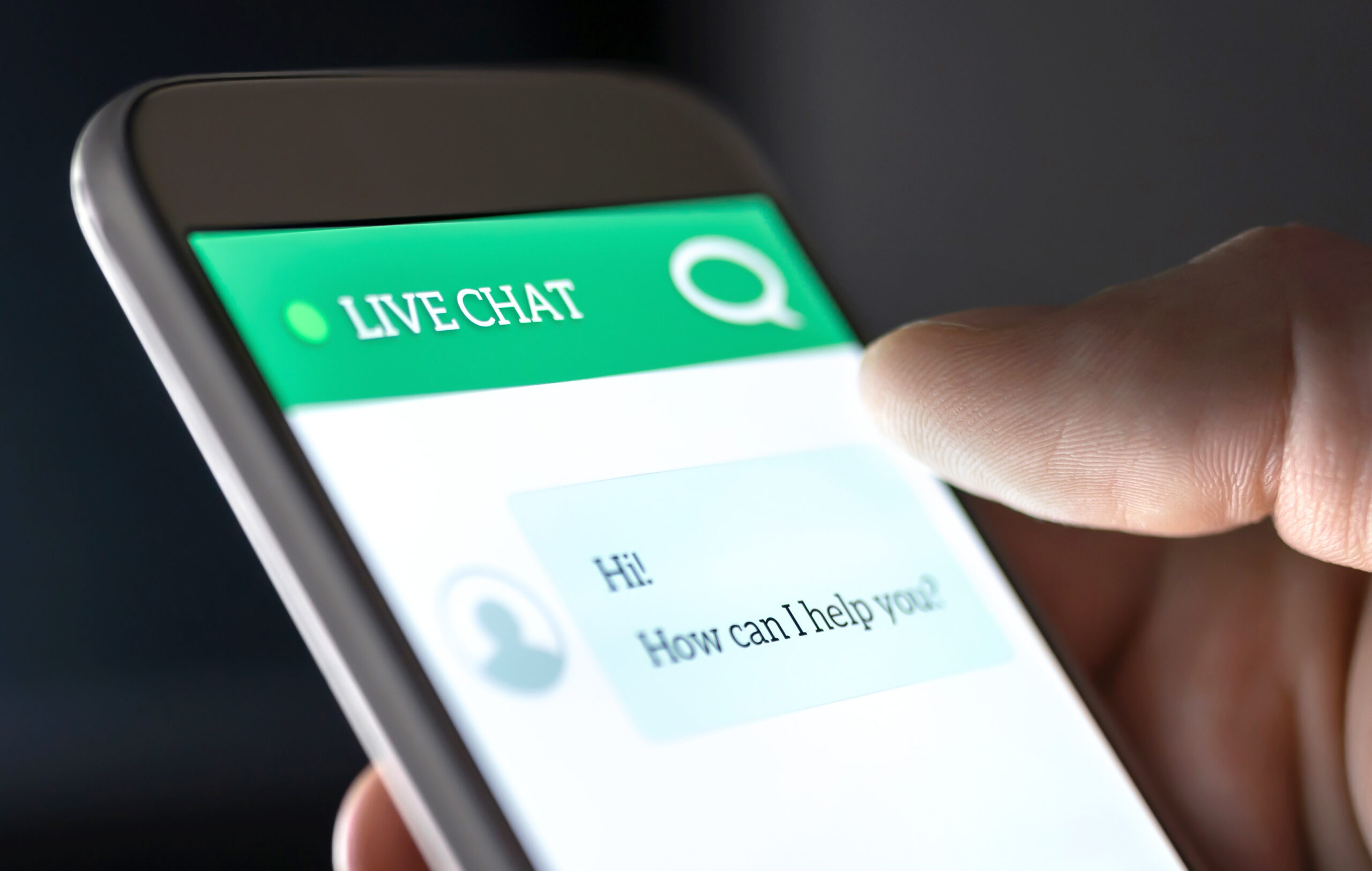 Convenience of chatbots