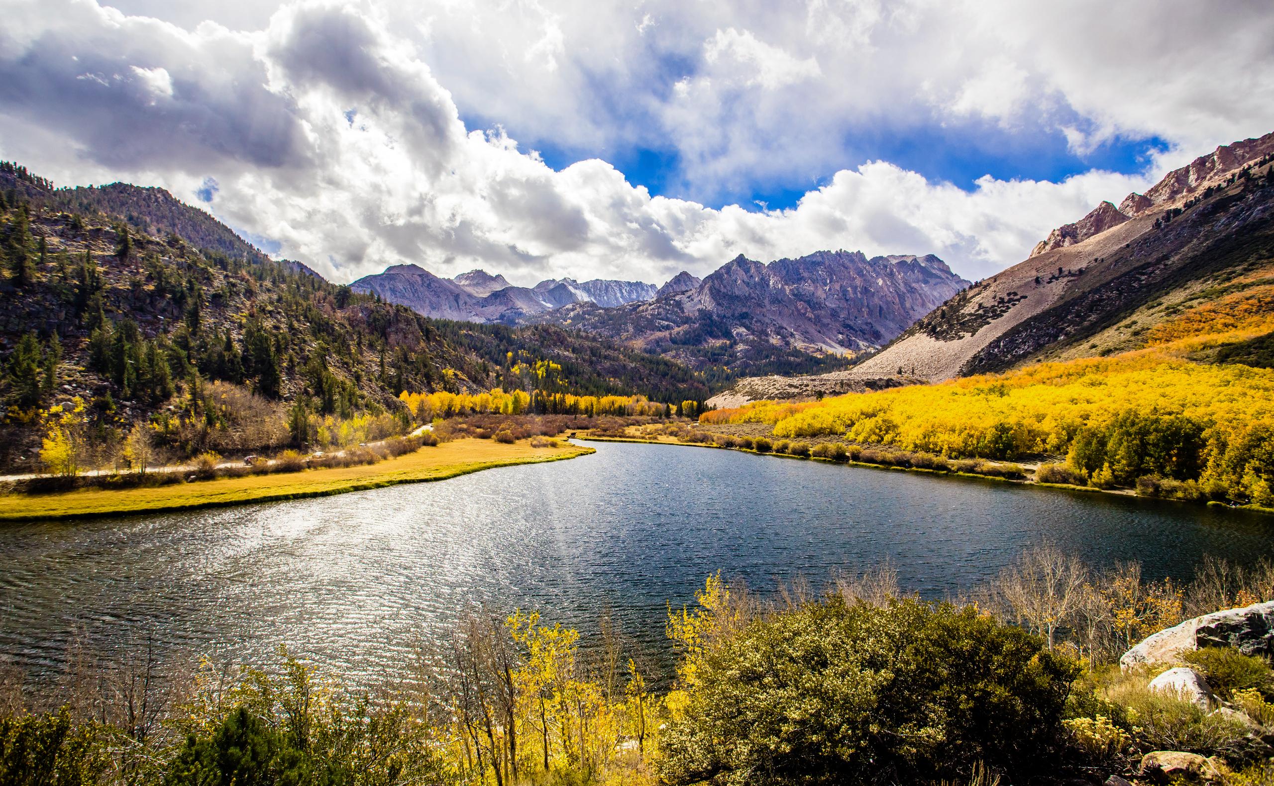 High Sierra Region